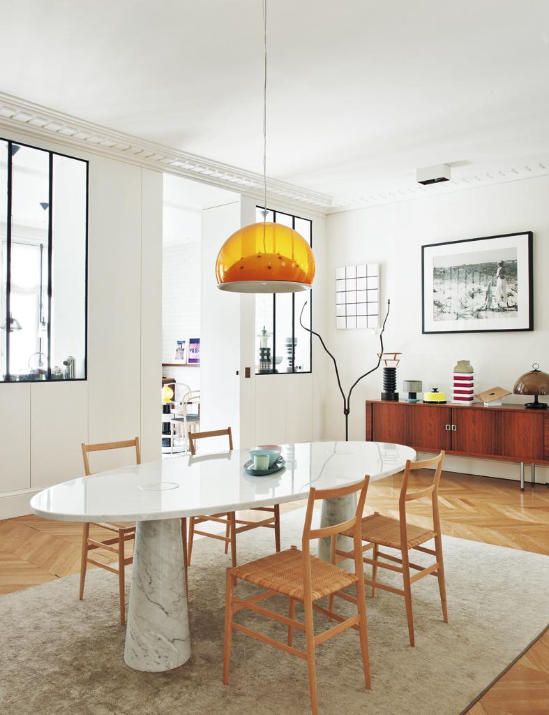ELLE-un-exquisito-apartamento-en-paris 5