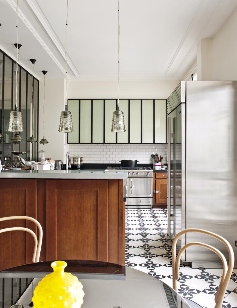 ELLE-un-exquisito-apartamento-en-paris 8