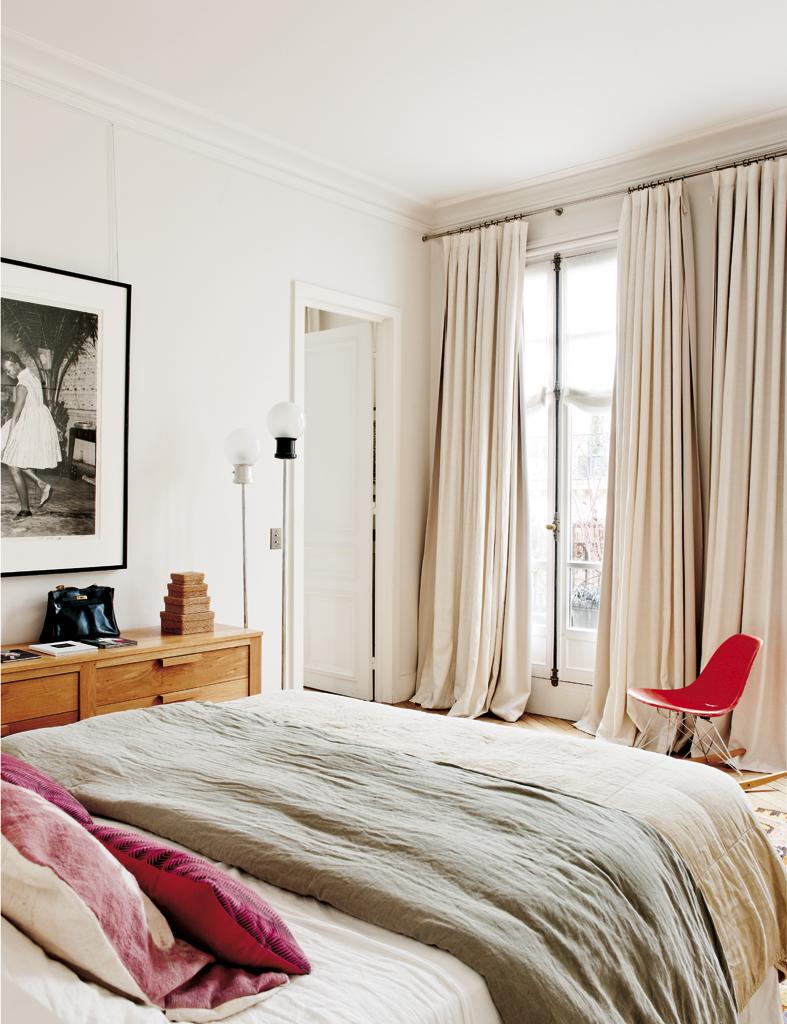 ELLE-un-exquisito-apartamento-en-paris 9