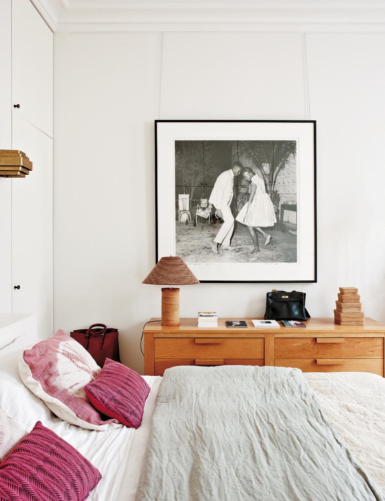 ELLE-un-exquisito-apartamento-en-paris 10