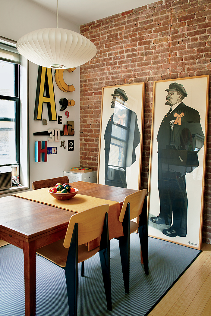 Dwell Bright Renovation of a Tiny Manhattan Apartment 2