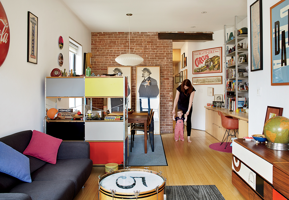 Dwell Bright Renovation of a Tiny Manhattan Apartment 3