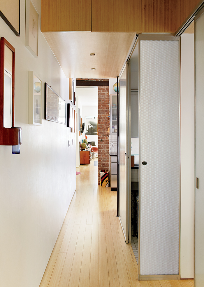 Dwell Bright Renovation of a Tiny Manhattan Apartment 9