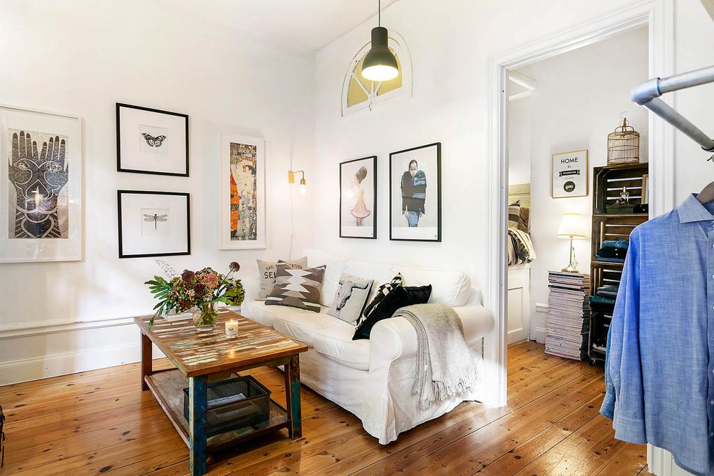 Decordemon A Cozy And Bright Swedish Apartment
