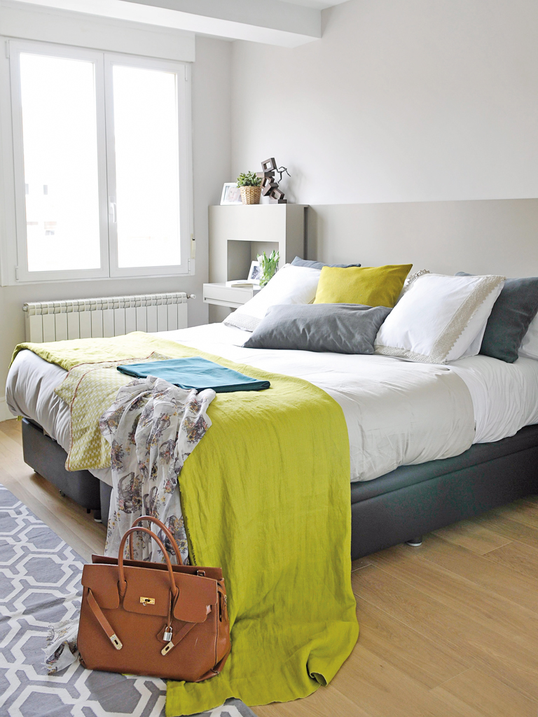 Micasa Un apartamento con decoración industrial 9