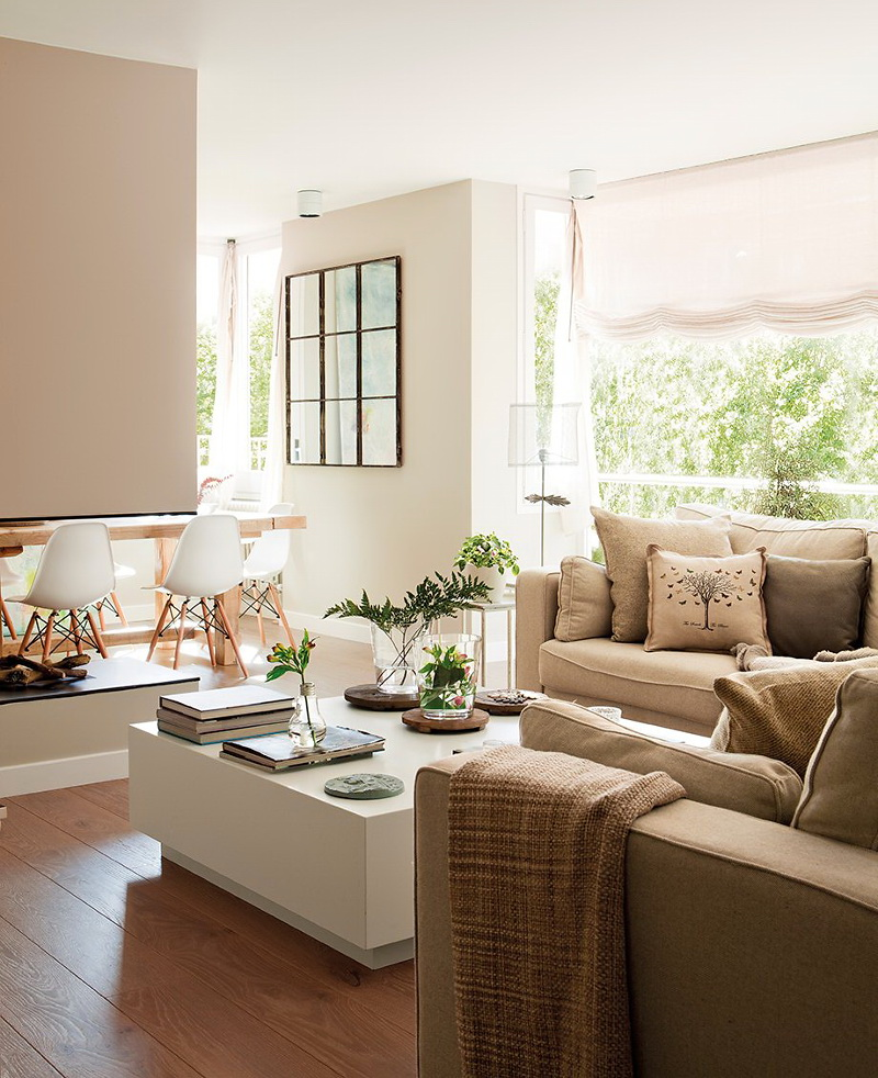 El Mueble Comunicar espacios y multiplicar la luz 3
