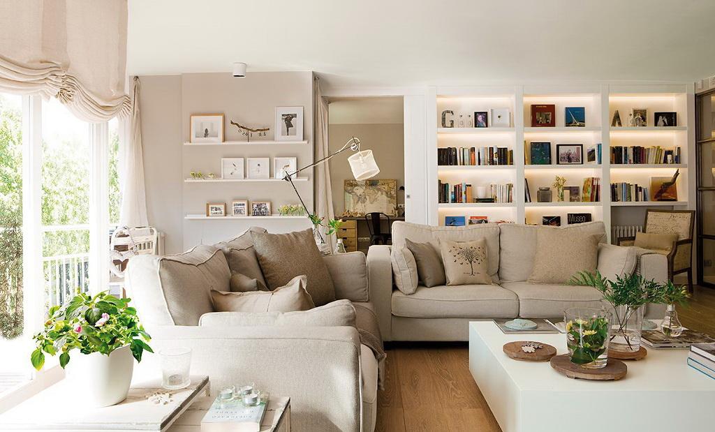 El Mueble Comunicar espacios y multiplicar la luz 4