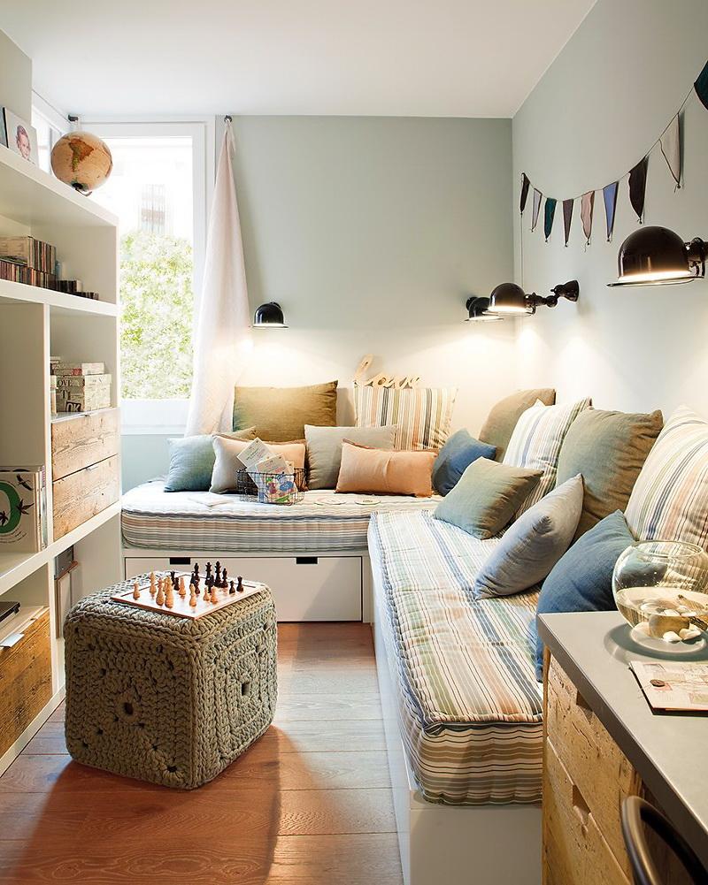El Mueble Comunicar espacios y multiplicar la luz 9