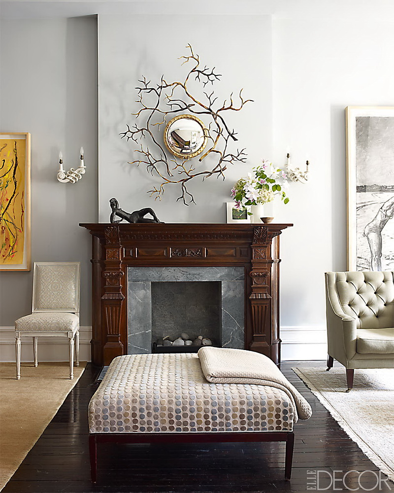 ELLE DECOR A HISTORIC HARLEM BROWNSTONE 2