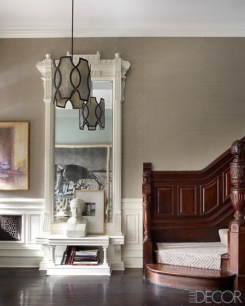ELLE DECOR A HISTORIC HARLEM BROWNSTONE 3