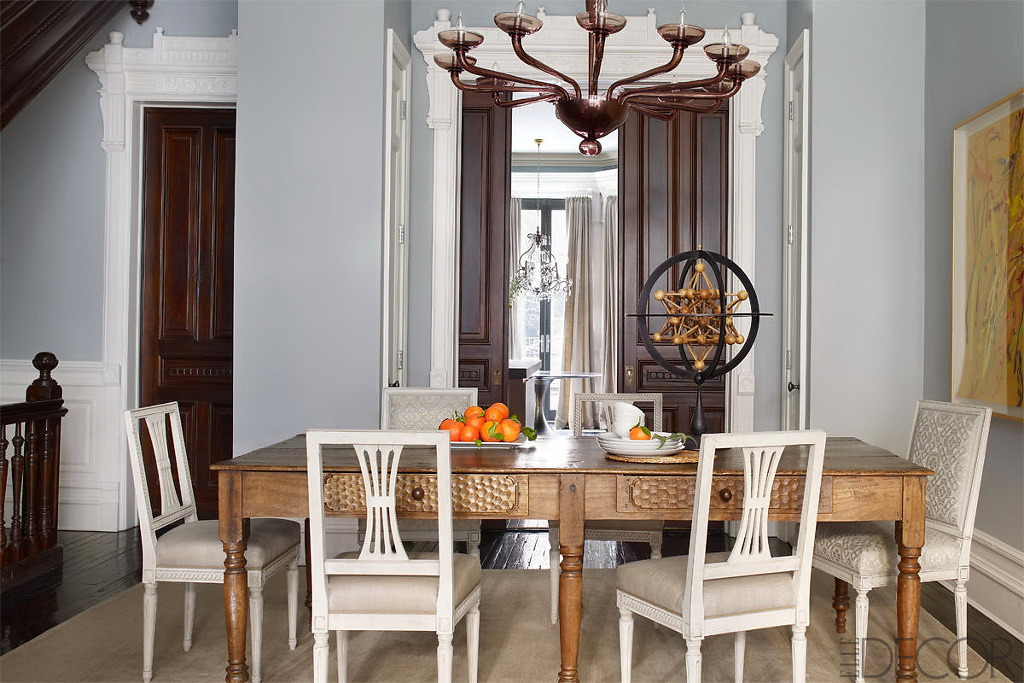 ELLE DECOR A HISTORIC HARLEM BROWNSTONE 4