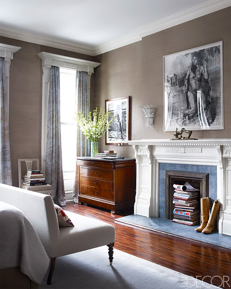 ELLE DECOR A HISTORIC HARLEM BROWNSTONE 6