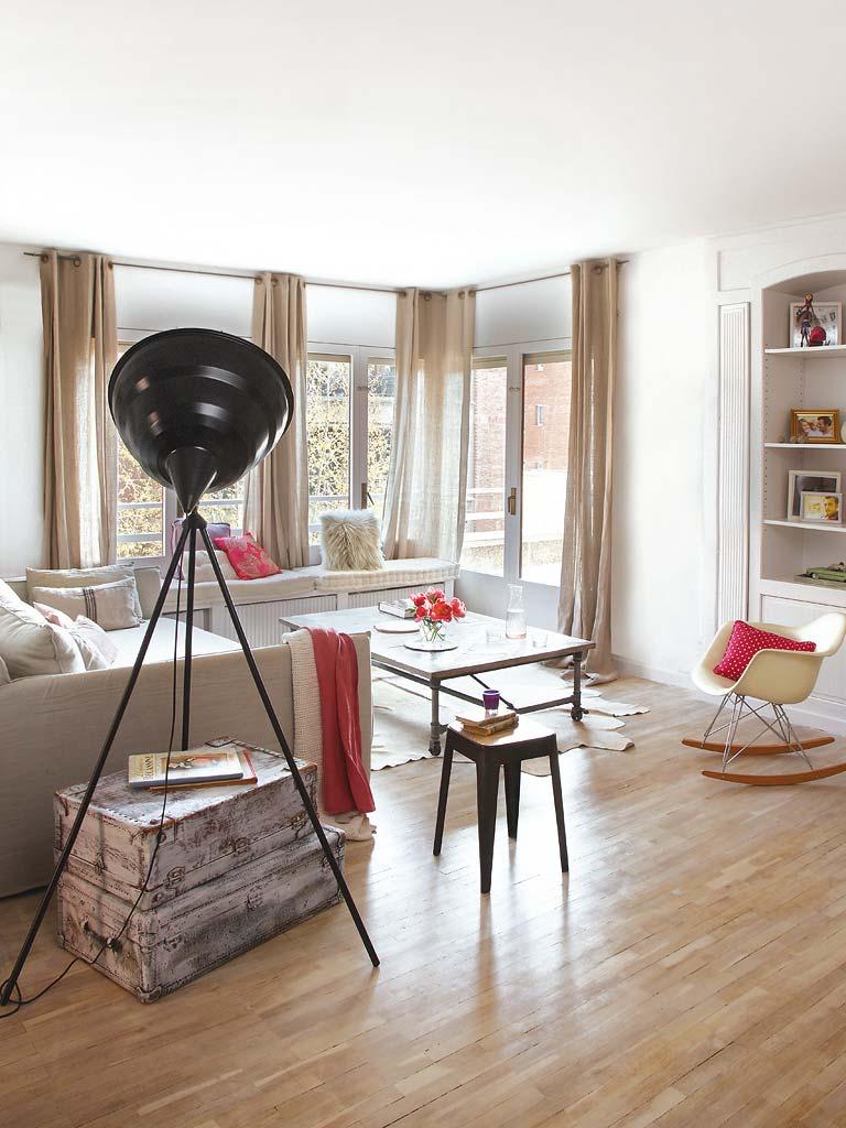 MICASA Un piso nuevo con (mucho) encanto vintage 2
