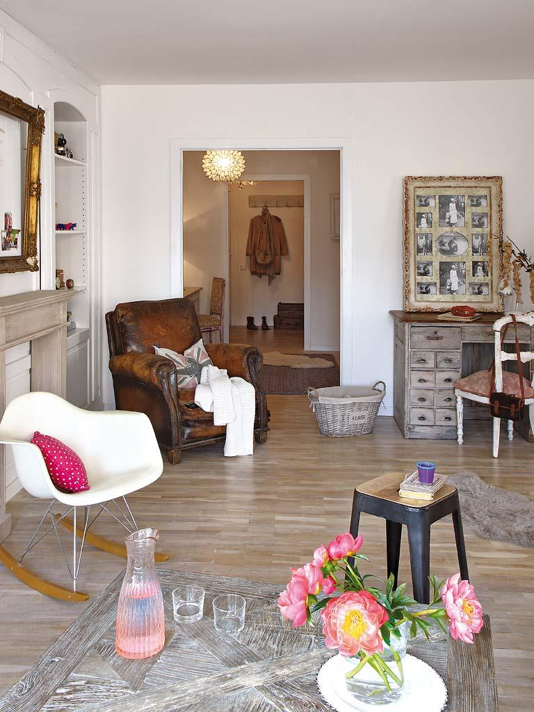 MICASA Un piso nuevo con (mucho) encanto vintage 3