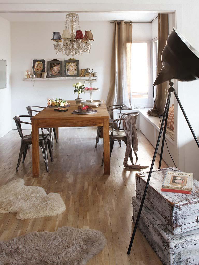 MICASA Un piso nuevo con (mucho) encanto vintage 6