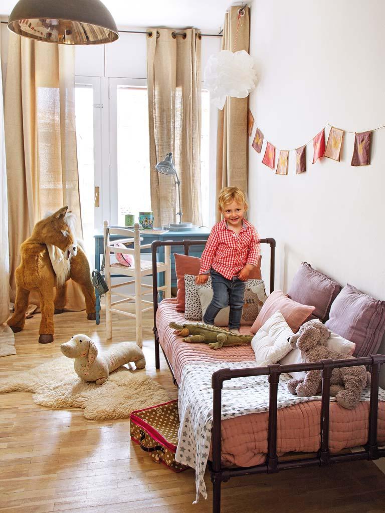MICASA Un piso nuevo con (mucho) encanto vintage 9