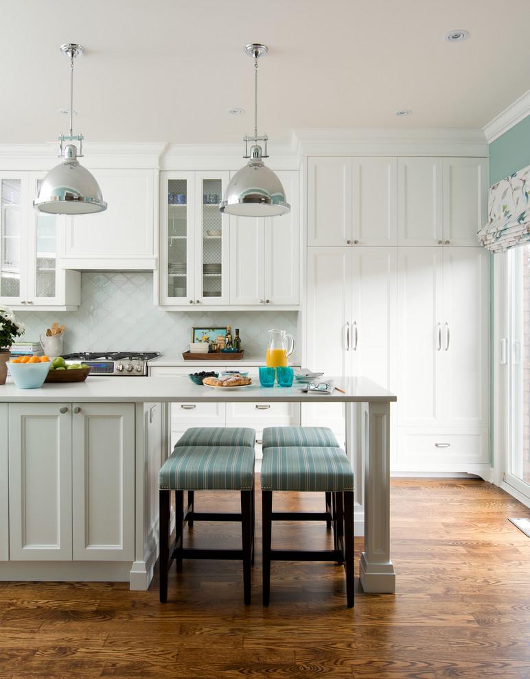 Интерьер в деталях кухни