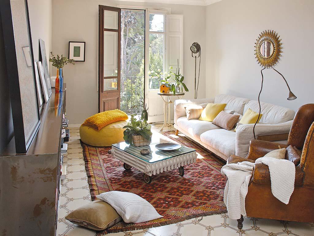MICASA Un piso familiar y eclectico 1