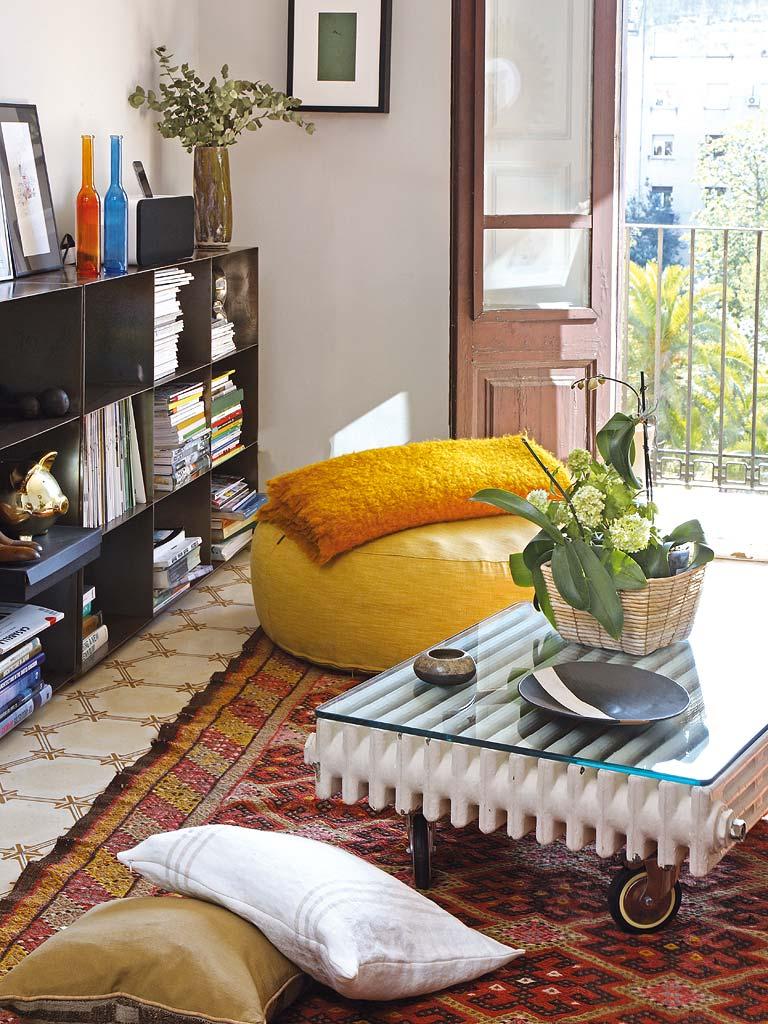 MICASA Un piso familiar y eclectico 2
