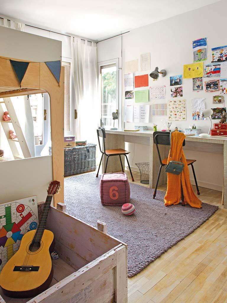 MICASA Un piso familiar y eclectico 8