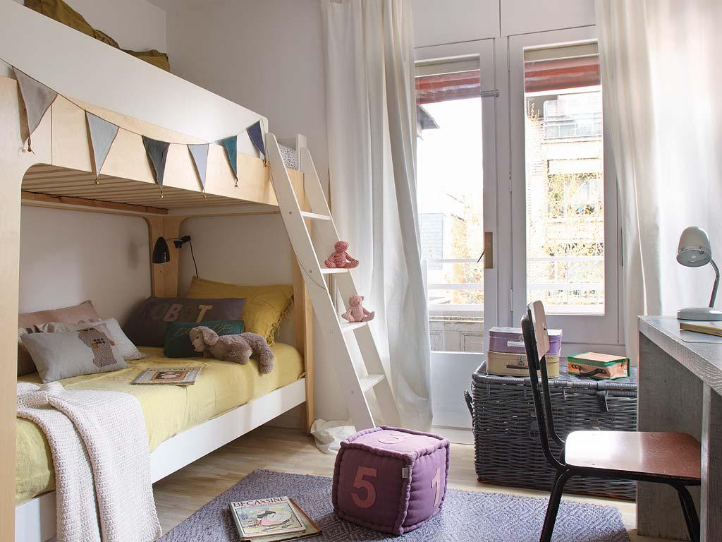 MICASA Un piso familiar y eclectico 9