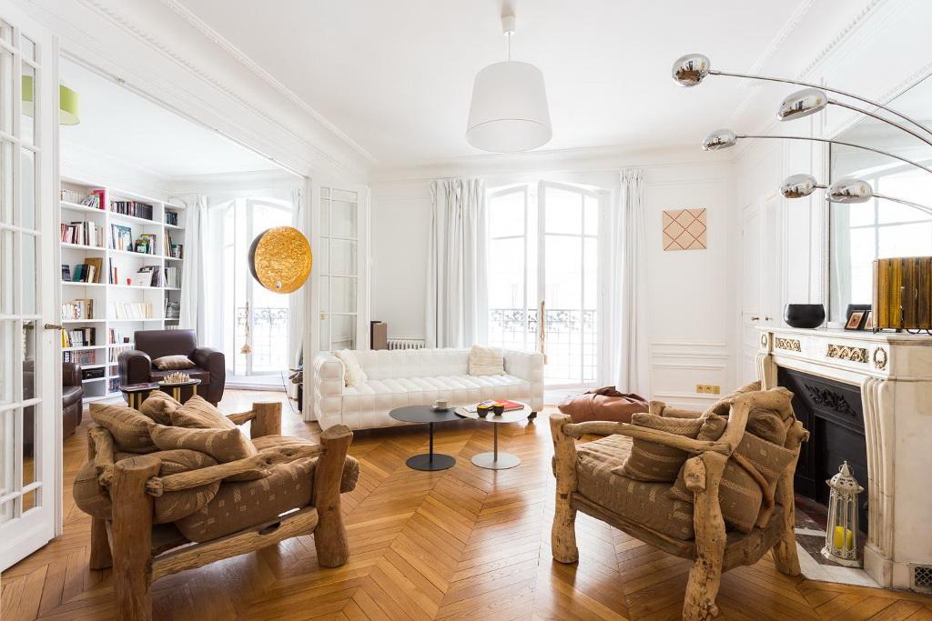 Onefinestay Rue Petrarque Trocadero 1
