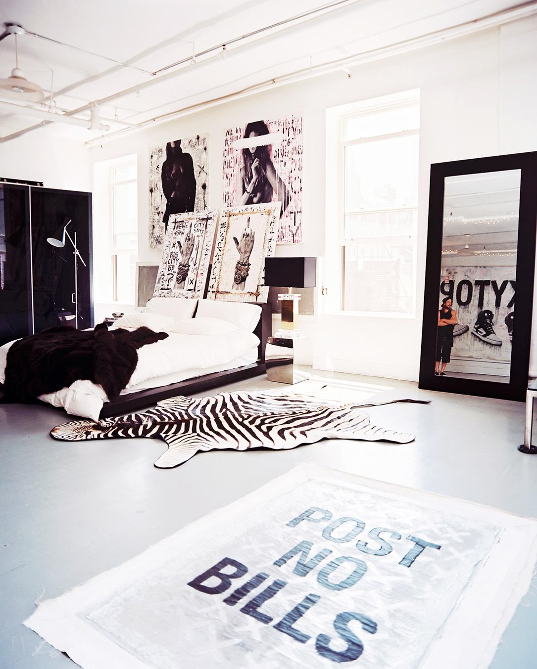 Artistic New York Loft