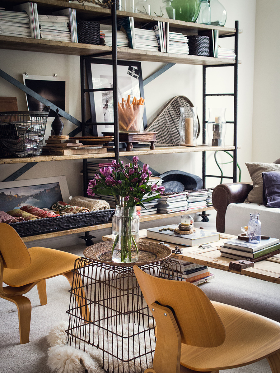 SMP Eclectic Vintage Home in California 2