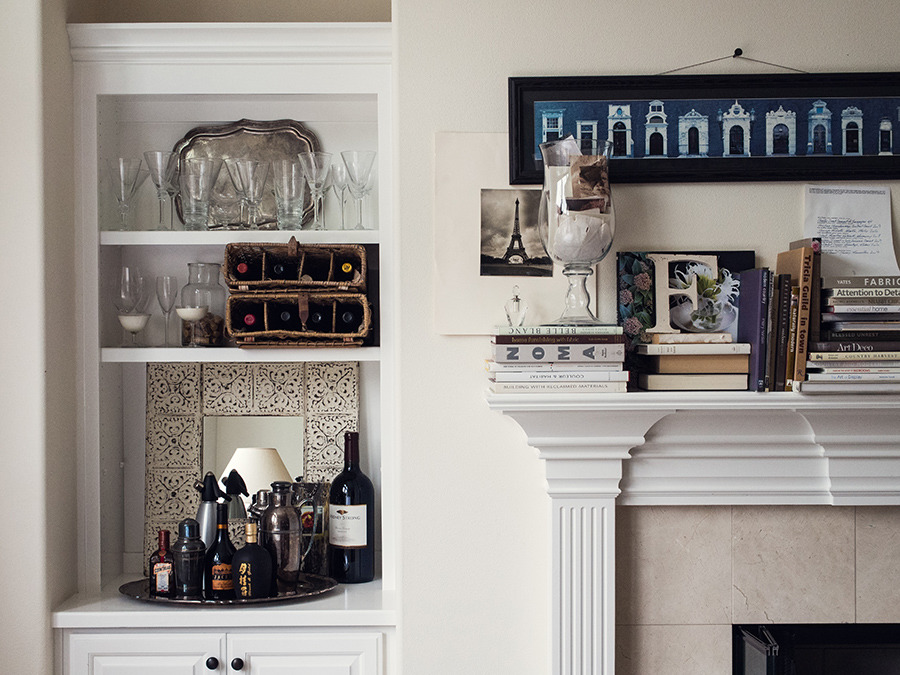 SMP Eclectic Vintage Home in California 8