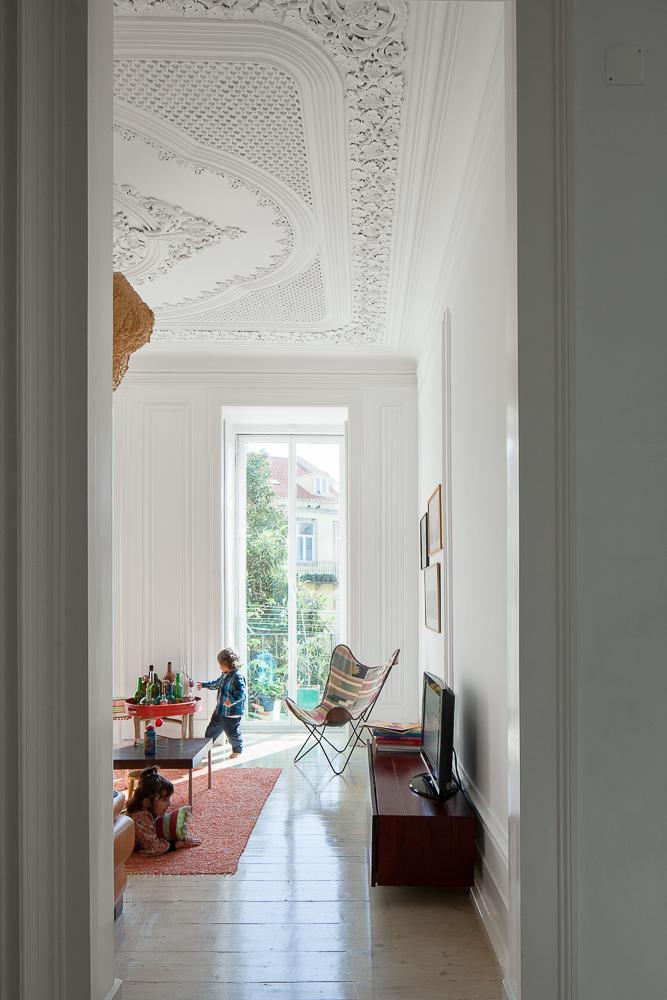 Yatzer Tres Marias Loft in Lisbon by AVA Architects 4
