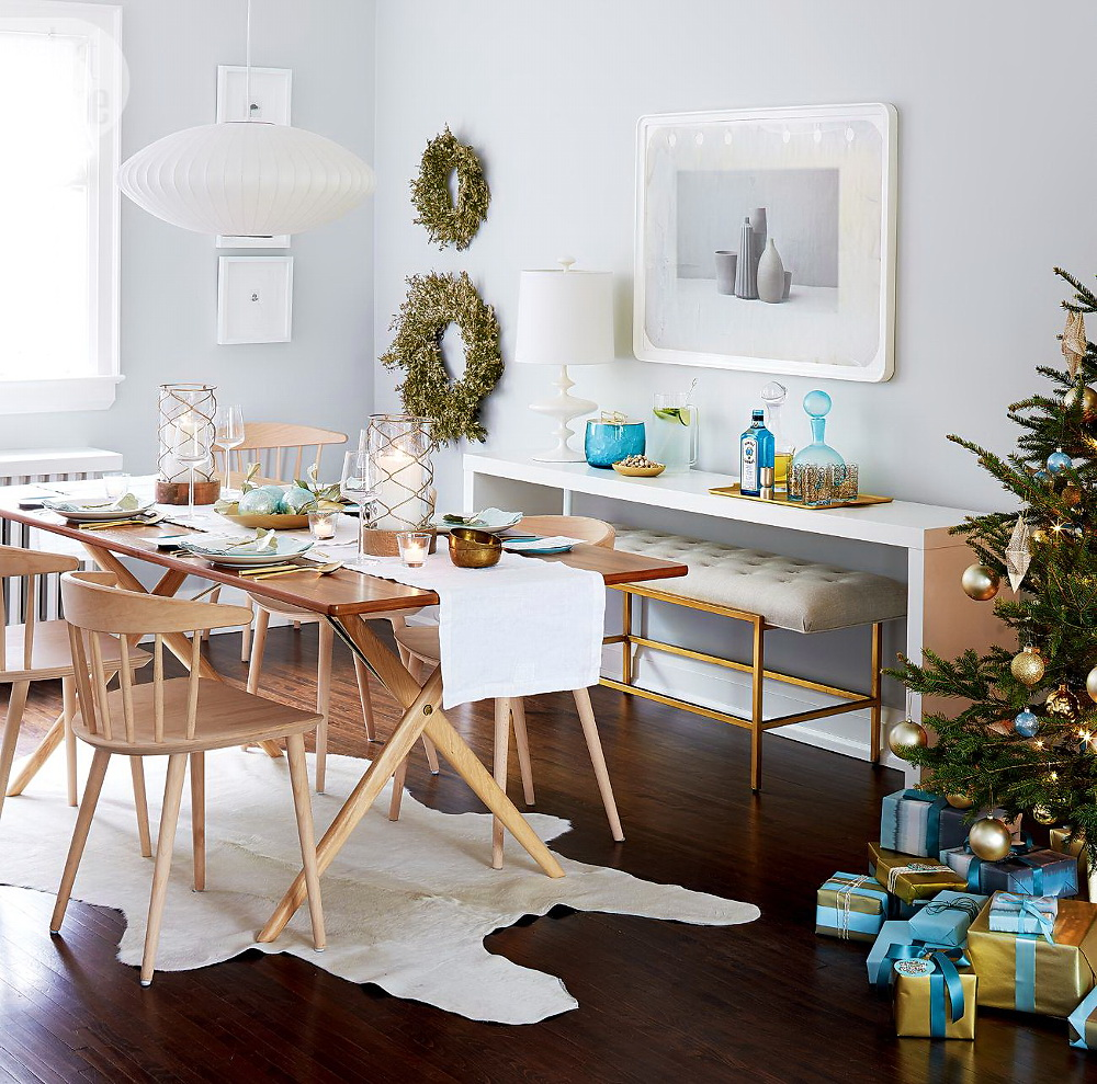 Style At Home Timeless and modern Christmas 2