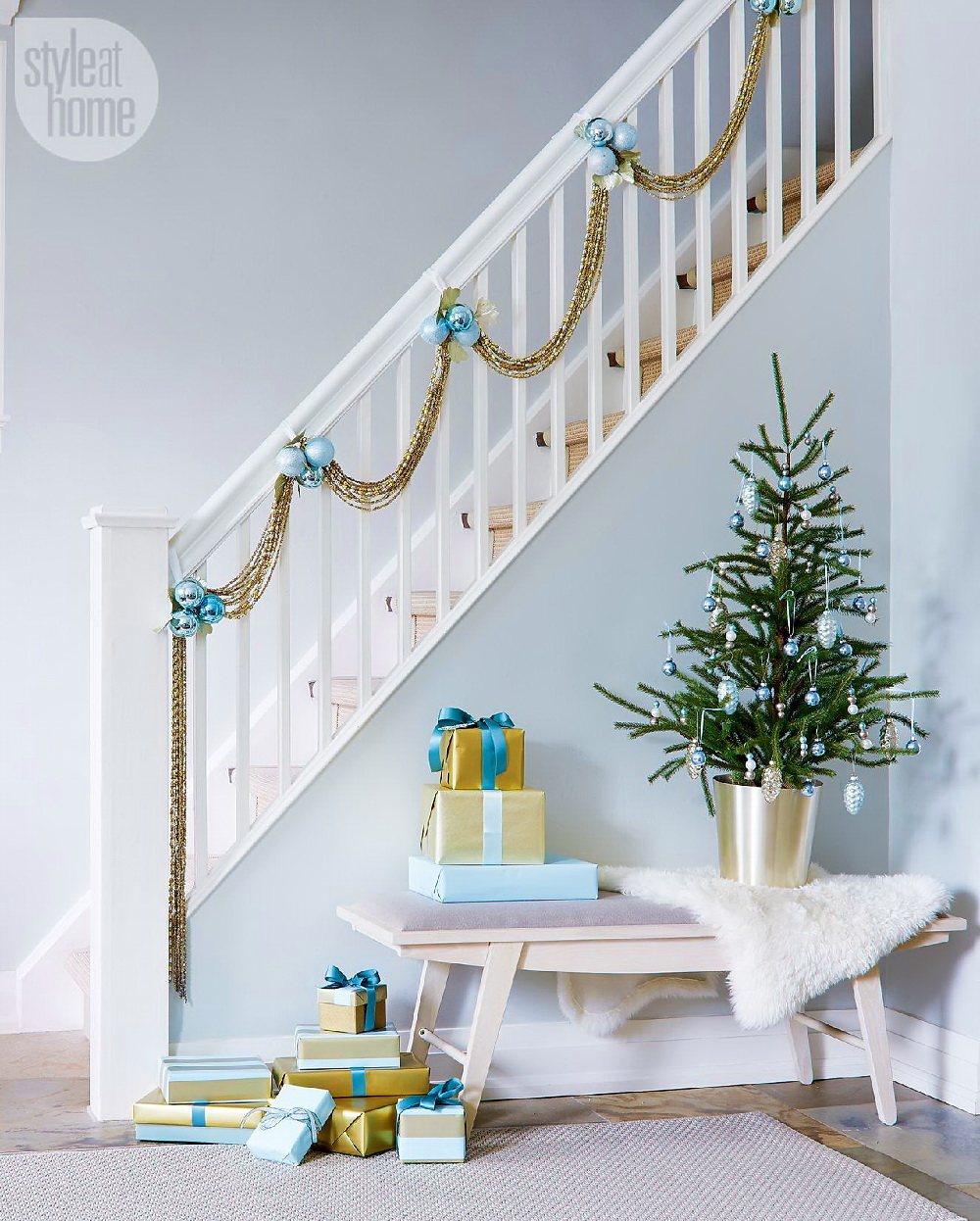 Style At Home Timeless and modern Christmas 6