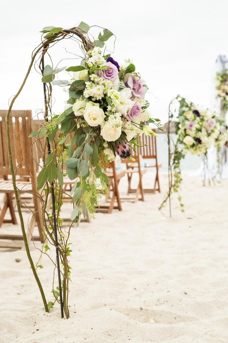 Style Me Pretty Elegant Beach Wedding in Punta Mita, Mexico 7
