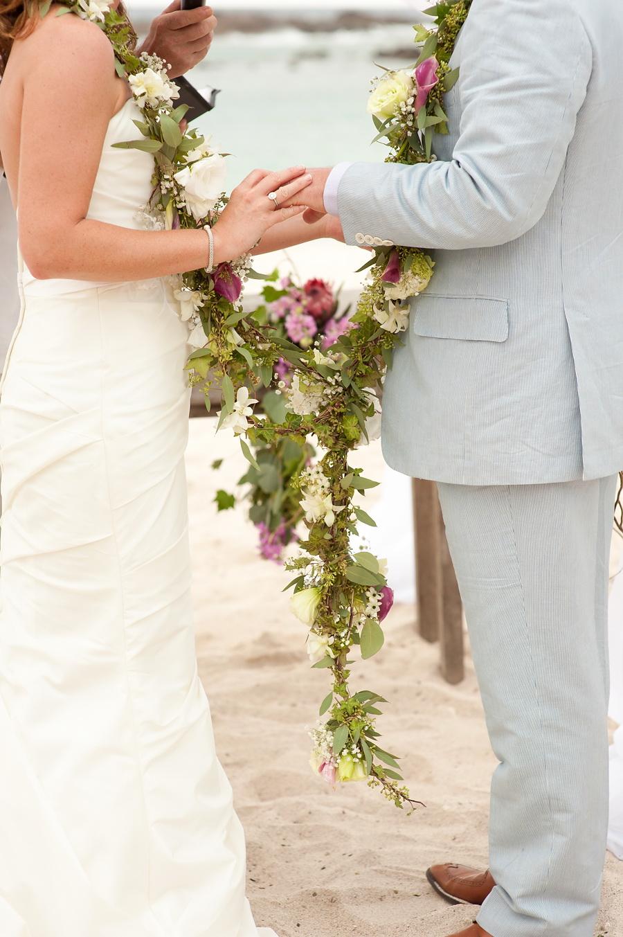 Style Me Pretty Elegant Beach Wedding in Punta Mita, Mexico 9