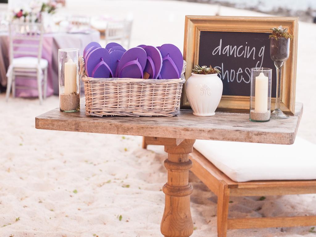 Style Me Pretty Elegant Beach Wedding in Punta Mita, Mexico 12
