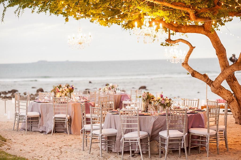 Style Me Pretty Elegant Beach Wedding in Punta Mita, Mexico 15