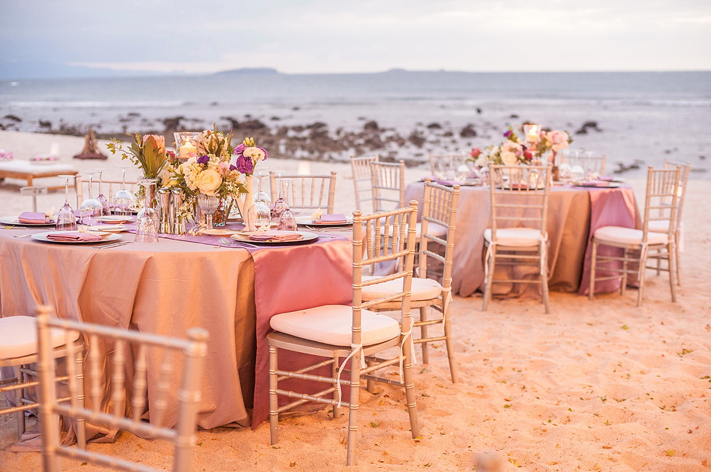 Style Me Pretty Elegant Beach Wedding in Punta Mita, Mexico 17