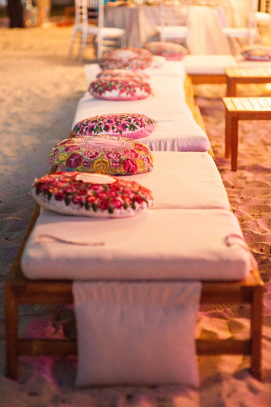Style Me Pretty Elegant Beach Wedding in Punta Mita, Mexico 20