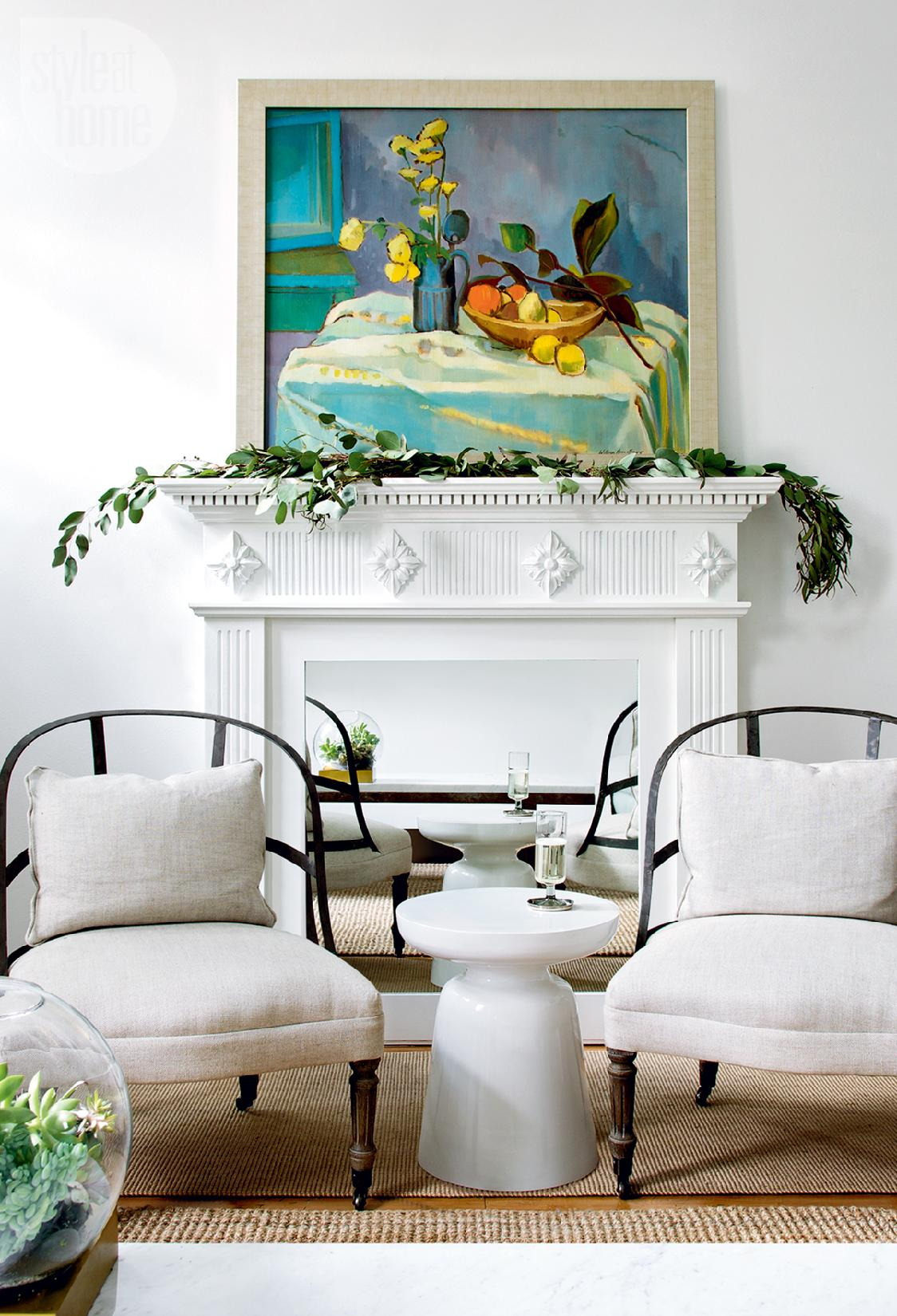 Style At Home Bright and bohemian holiday 3