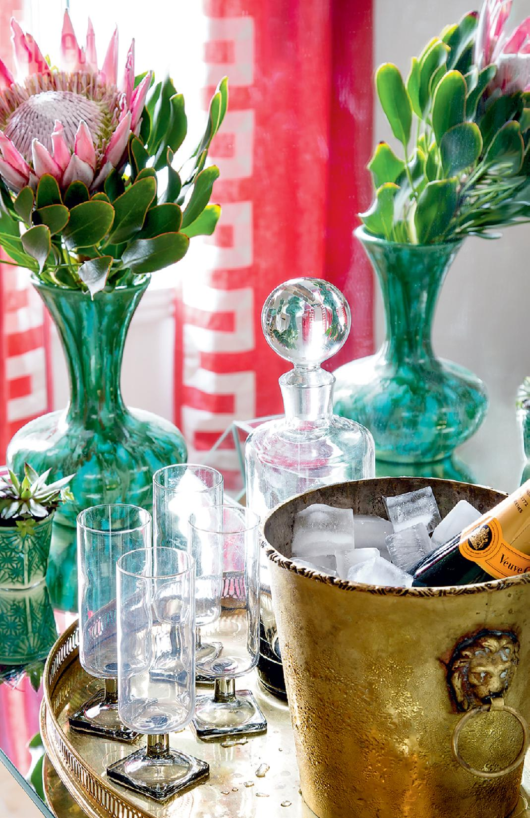 Style At Home Bright and bohemian holiday 5
