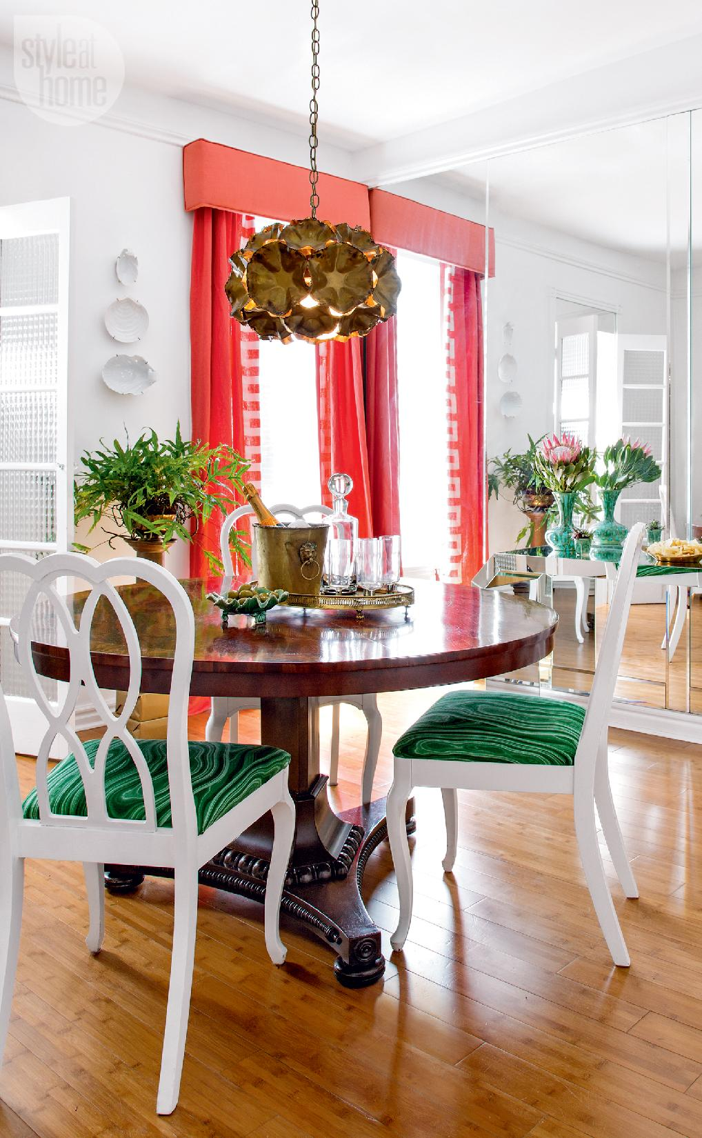 Style At Home Bright and bohemian holiday 6