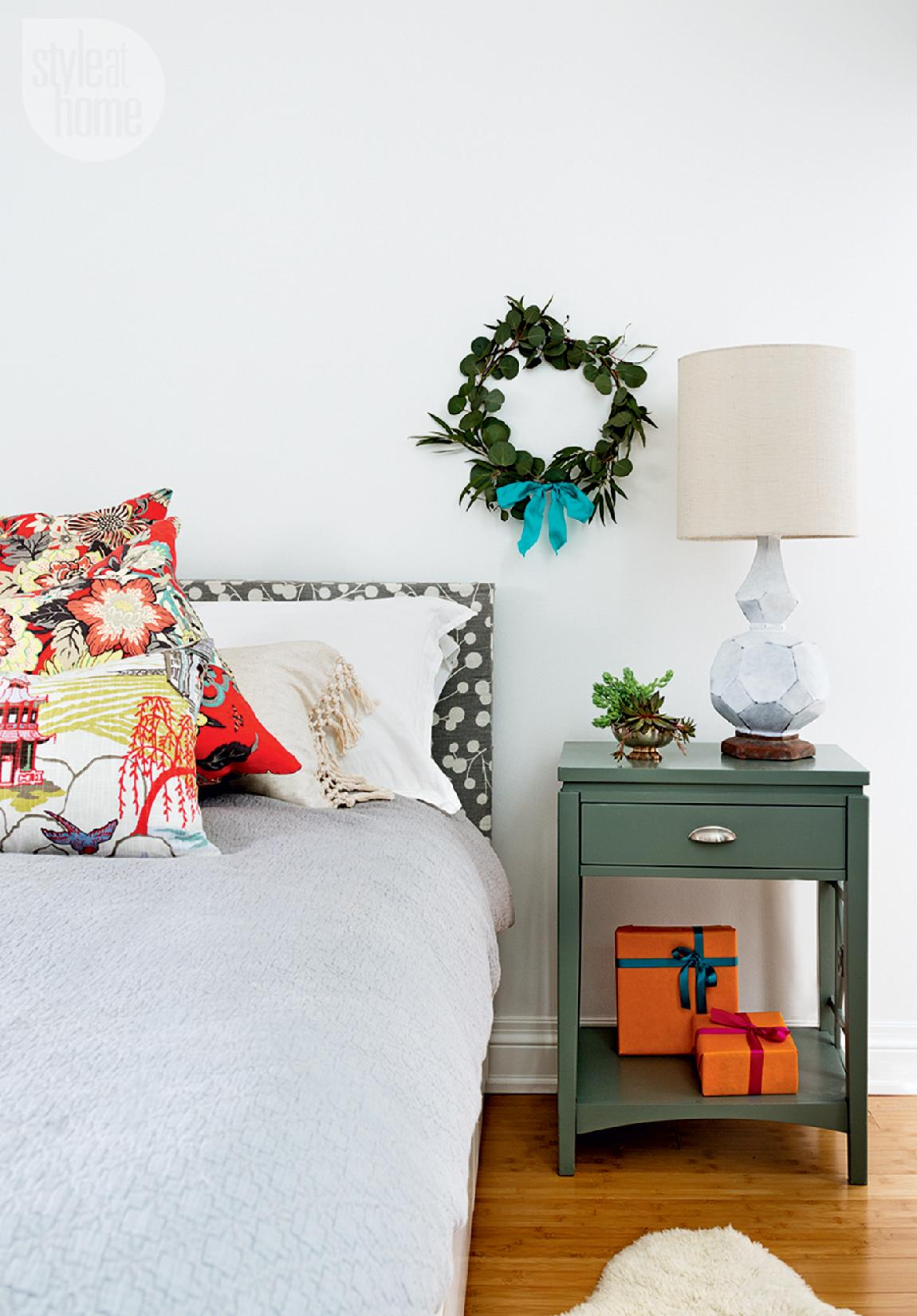 Style At Home Bright and bohemian holiday 7