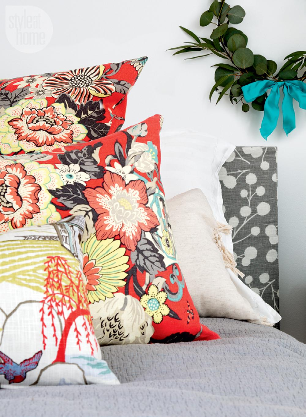 Style At Home Bright and bohemian holiday 8