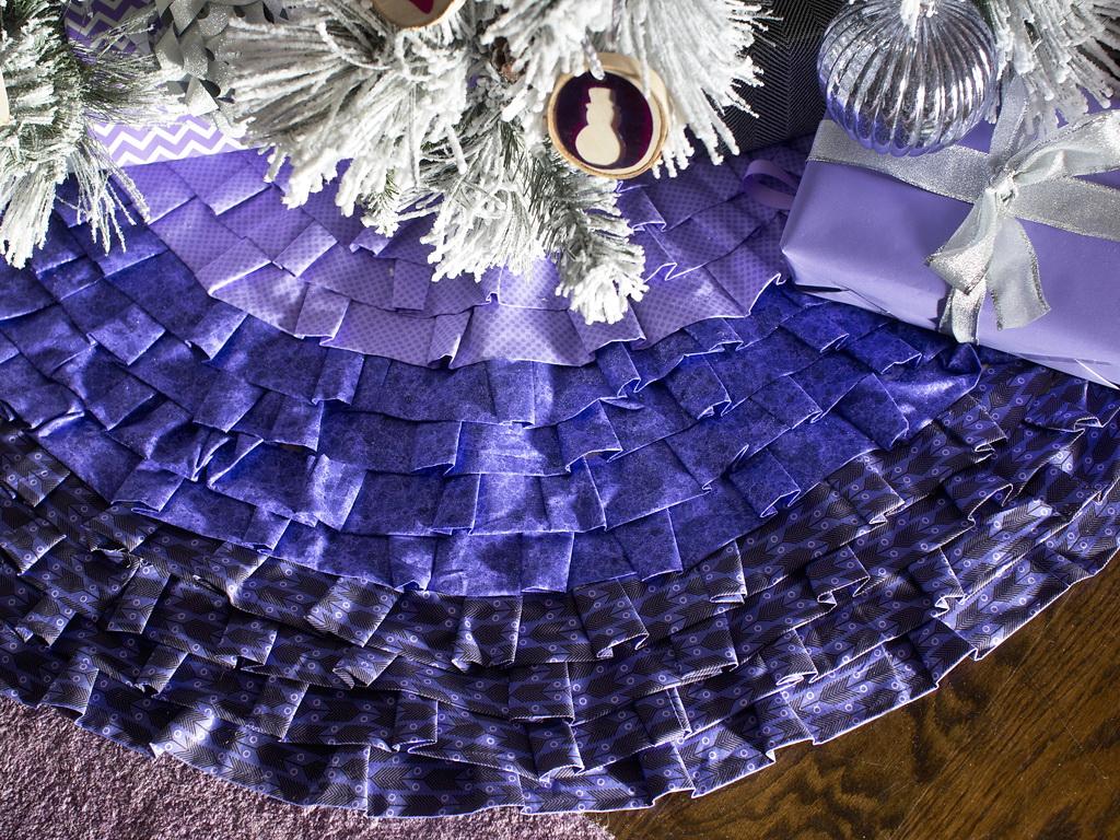 HGTV Modern Holiday Color Palette Lavender Grey Violet 5
