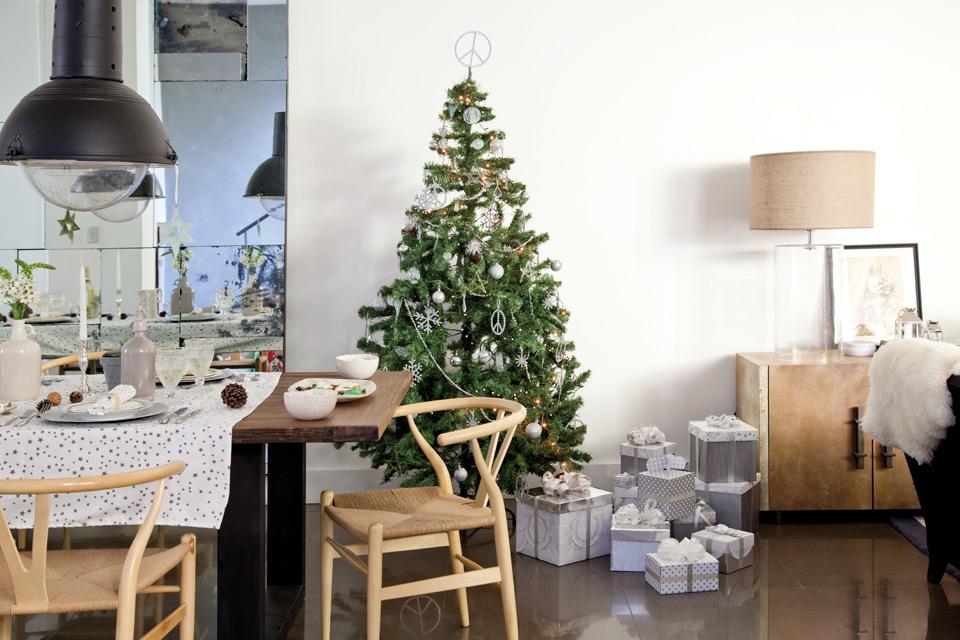 Espacio Living Una mesa de Navidad 1