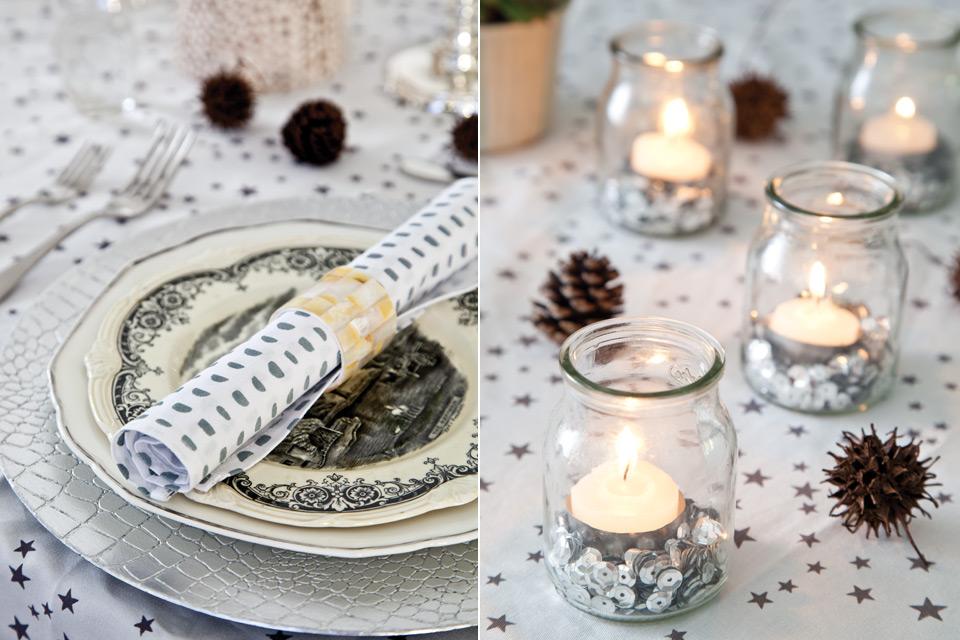 Espacio Living Una mesa de Navidad 4
