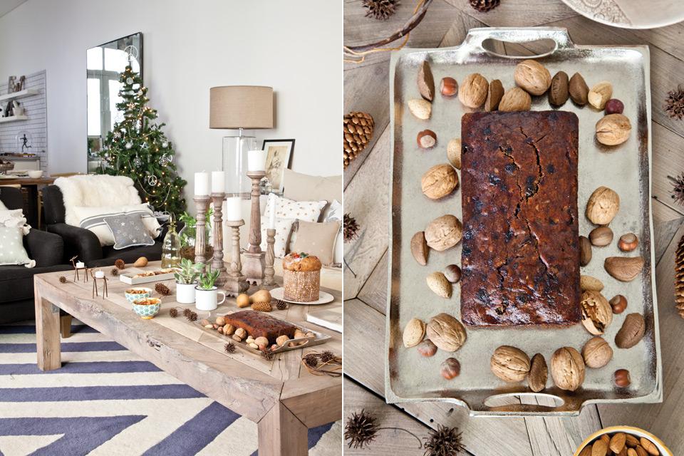 Espacio Living Una mesa de Navidad 6