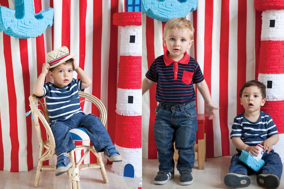Espacio Living Un cumple infantil con estilo marinero 4