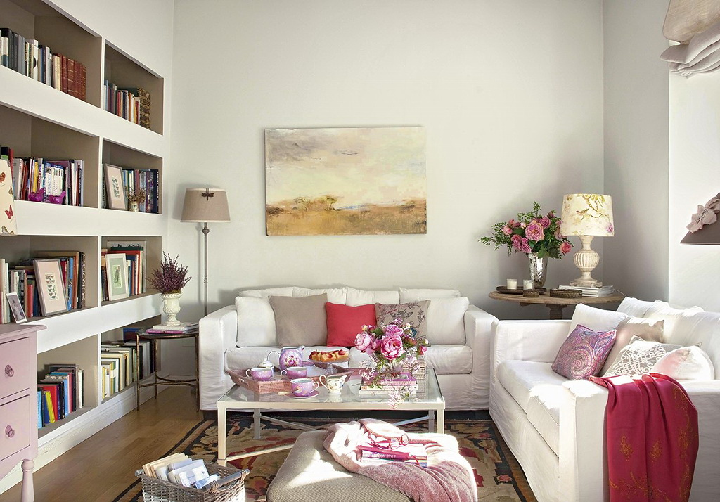 El Mueble Un piso de 60 m2 1
