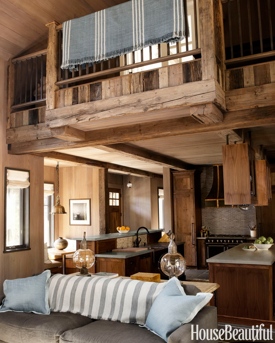 House Beautiful Rustic and Refined 2